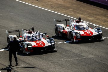 TOYOTA GAZOO Racing vence em Le Mans pela quarta vez consecutiva 29