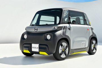 Opel Rocks-e: novo 'elétrico' para os novos tempos na cidade 16