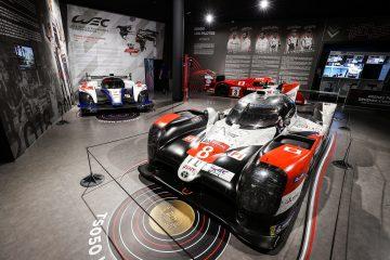 História da Toyota em Le Mans é celebrada com exposição única 15