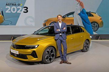 A estreia mundial do novo Opel Astra (video) 13