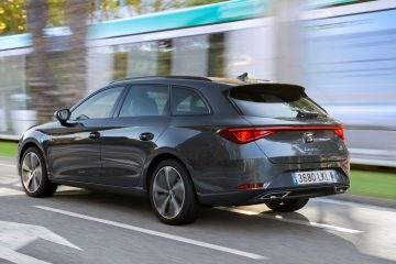 SEAT Leon Sportstourer e-HYBRID líder de vendas em 2021 15