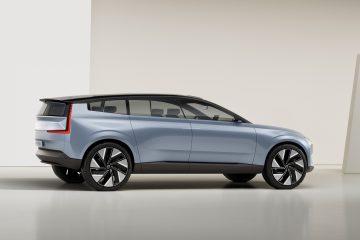 POLESTAR 3 terá a plataforma do Novo Volvo XC90 e oferta de motores exclusiva! 18