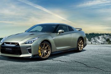 Novas versões do Nissan GT-R reveladas no Japão!(vídeo) 30