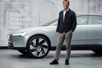 Volvo Cars objetivo 1 200 000 automóveis/ano 19