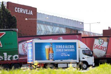 FUSO eCanter primeiro veículo comercial de mercadorias totalmente elétrico produzido em Portugal 3