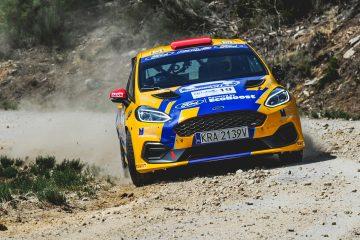 Equipa Ford testa Fiesta Rally3 em prova do FIA ERC: Rally Serras de Fafe e Felgueiras 19