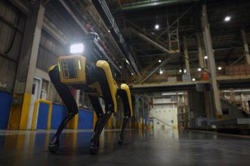 Hyundai Motor Group lança 'Factory Safety Service Robot', o primeiro projeto com a Boston Dynamics (vídeo) 22
