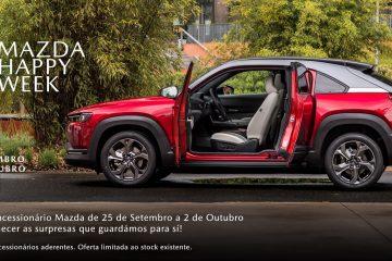 Ofertas de serviço em destaque na 11ª edição da 'Mazda Happy Week' 15
