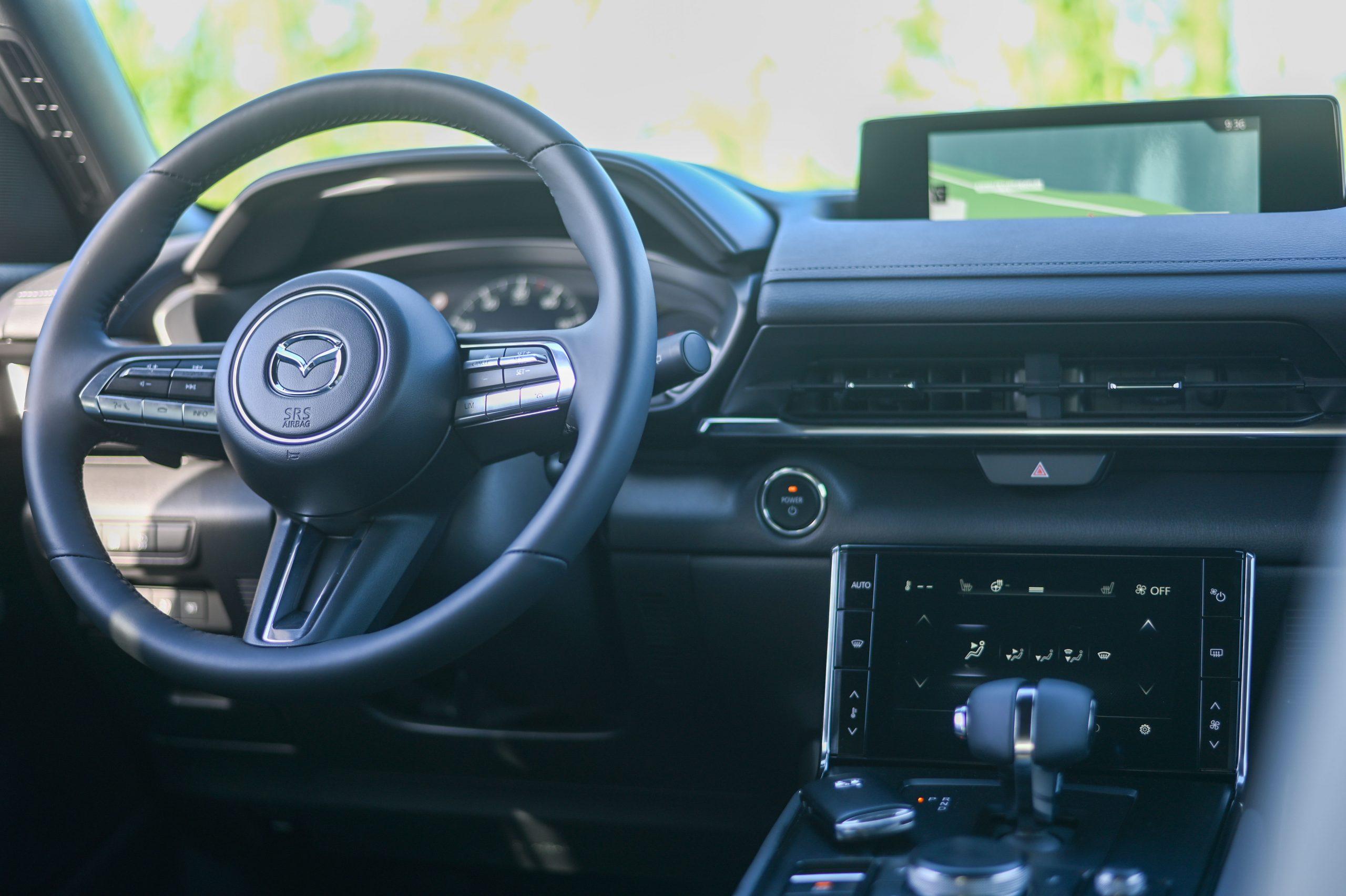 MAZDA MX-30 e-Skyactiv Excellence Plus: Um elétrico para quem gosta de conduzir! 29