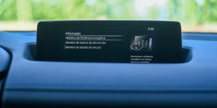 MAZDA MX-30 e-Skyactiv Excellence Plus: Um elétrico para quem gosta de conduzir! 44