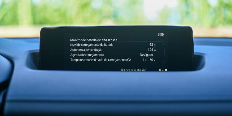 MAZDA MX-30 e-Skyactiv Excellence Plus: Um elétrico para quem gosta de conduzir! 43