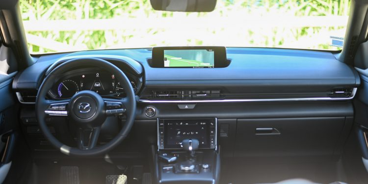 MAZDA MX-30 e-Skyactiv Excellence Plus: Um elétrico para quem gosta de conduzir! 41