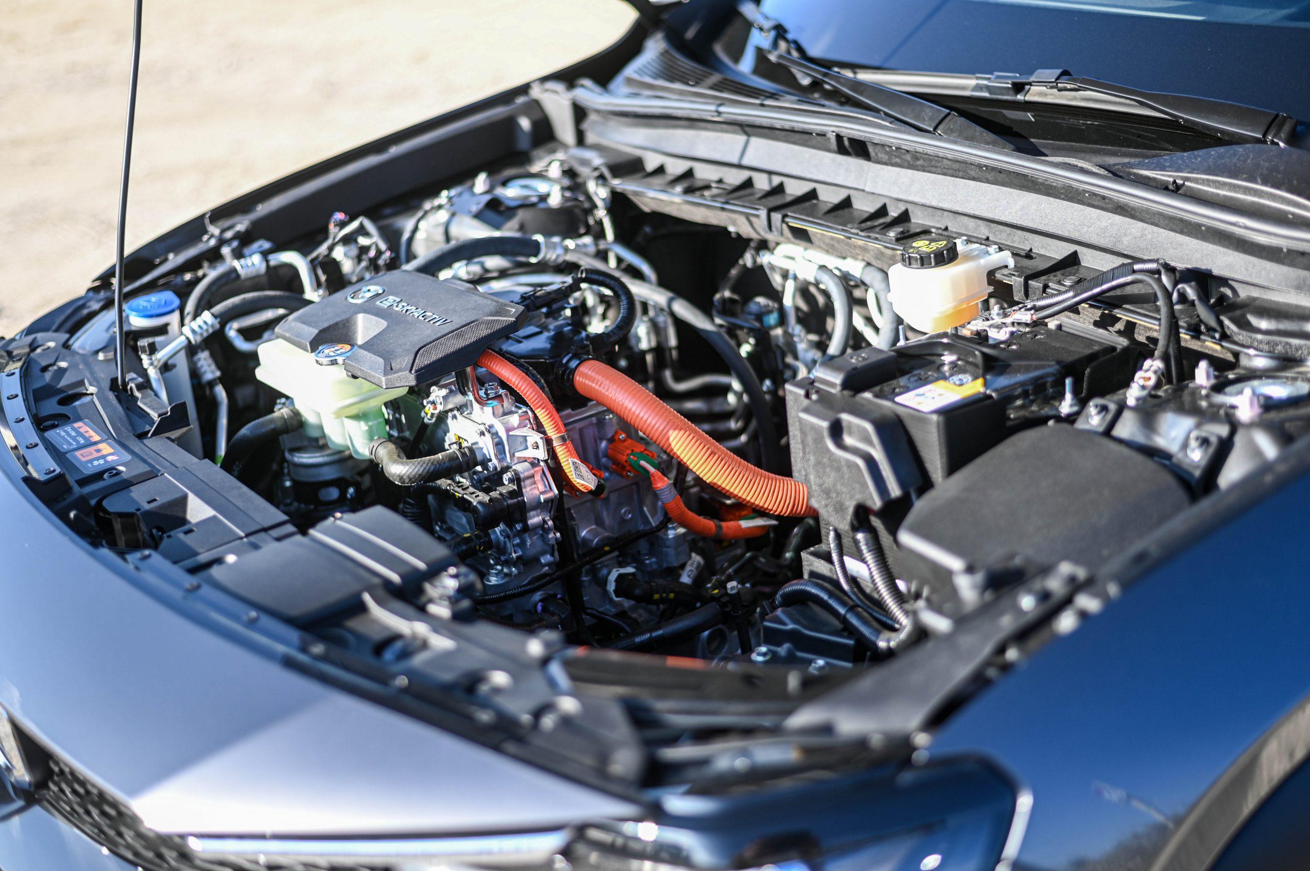 MAZDA MX-30 e-Skyactiv Excellence Plus: Um elétrico para quem gosta de conduzir! 34