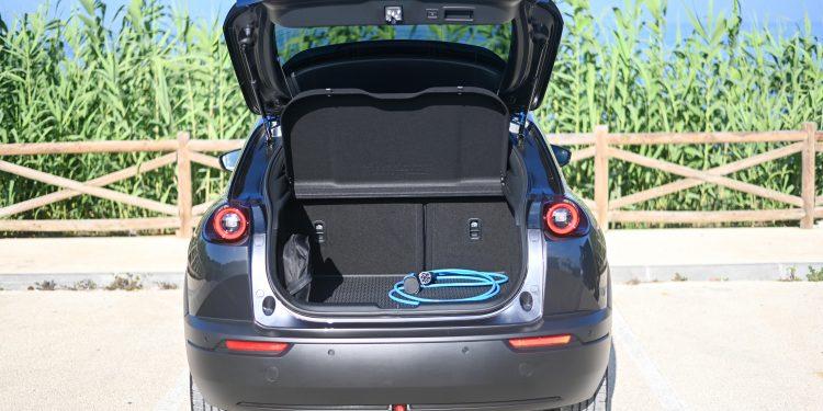 MAZDA MX-30 e-Skyactiv Excellence Plus: Um elétrico para quem gosta de conduzir! 49