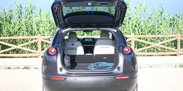 MAZDA MX-30 e-Skyactiv Excellence Plus: Um elétrico para quem gosta de conduzir! 50