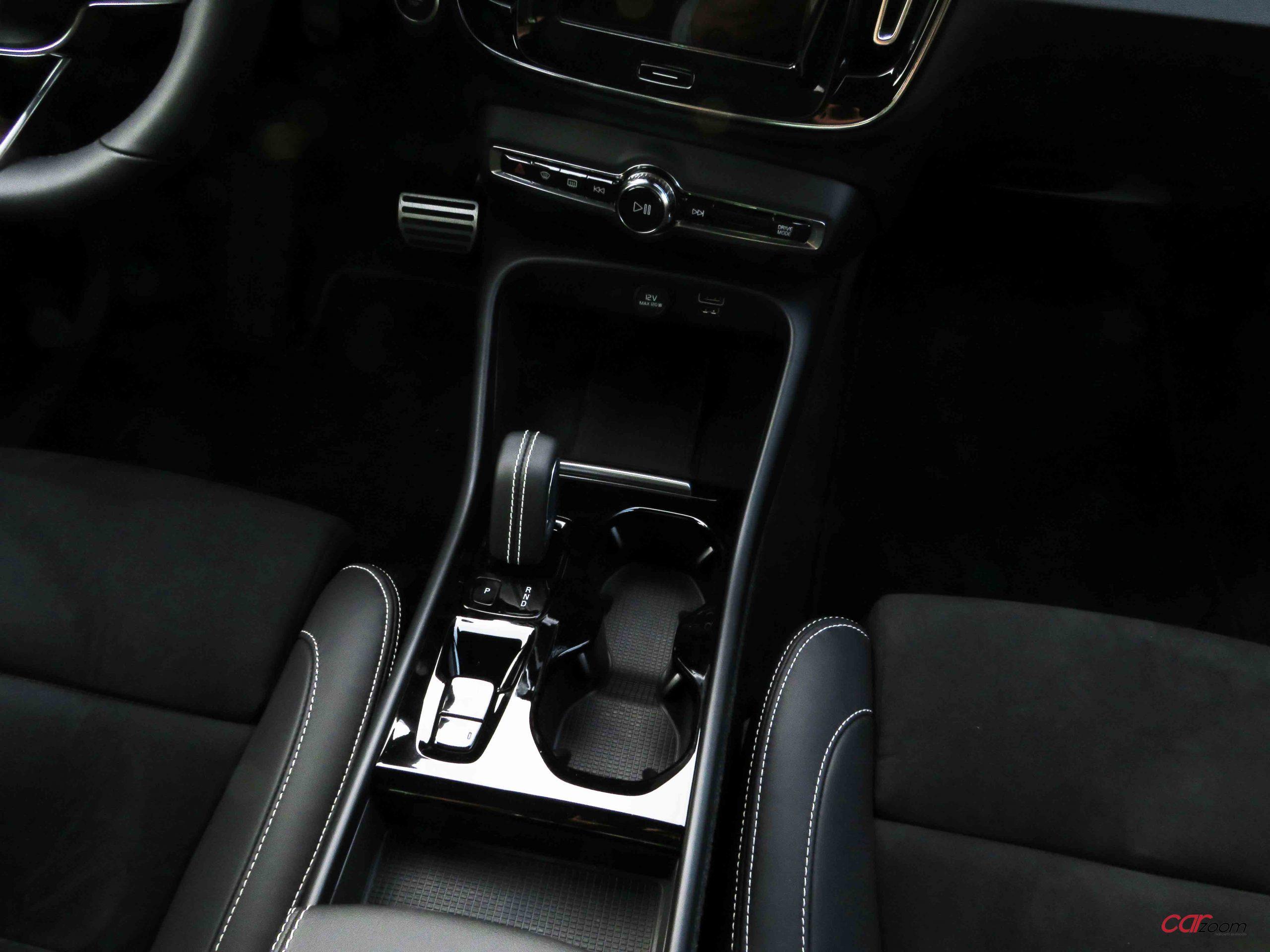 VOLVO XC40 T4 RECHARGE R-DESIGN: Ideal para cada ocasião! 28