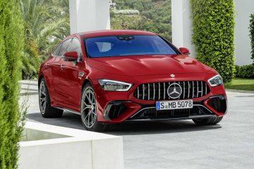 Lançamento mundial do primeiro híbrido desportivo da Mercedes-AMG 14