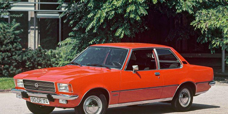 Opel Rekord D modelo emblemático de Rüsselsheim celebra 50 anos 17
