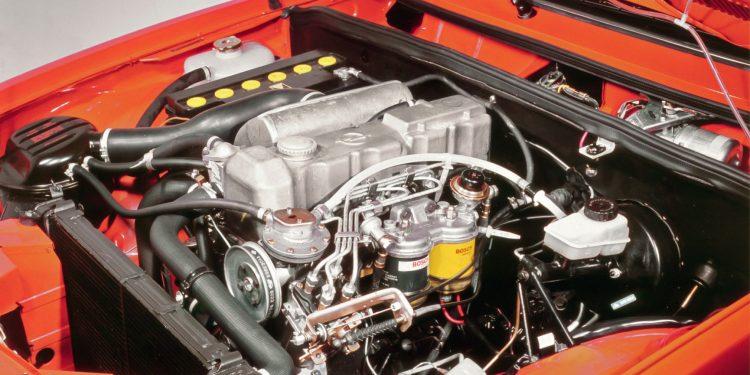 Opel Rekord D modelo emblemático de Rüsselsheim celebra 50 anos 18