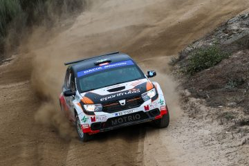Gil Antunes com ritmo consistente e desfecho agridoce no Rally Serras de Fafe e Felgueiras 15