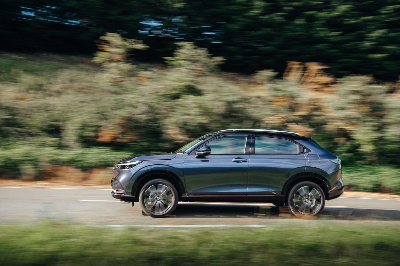 A tecnologia e:HEV do Novo Honda HR-V oferece uma combinação perfeita de eficiência e desempenho 13