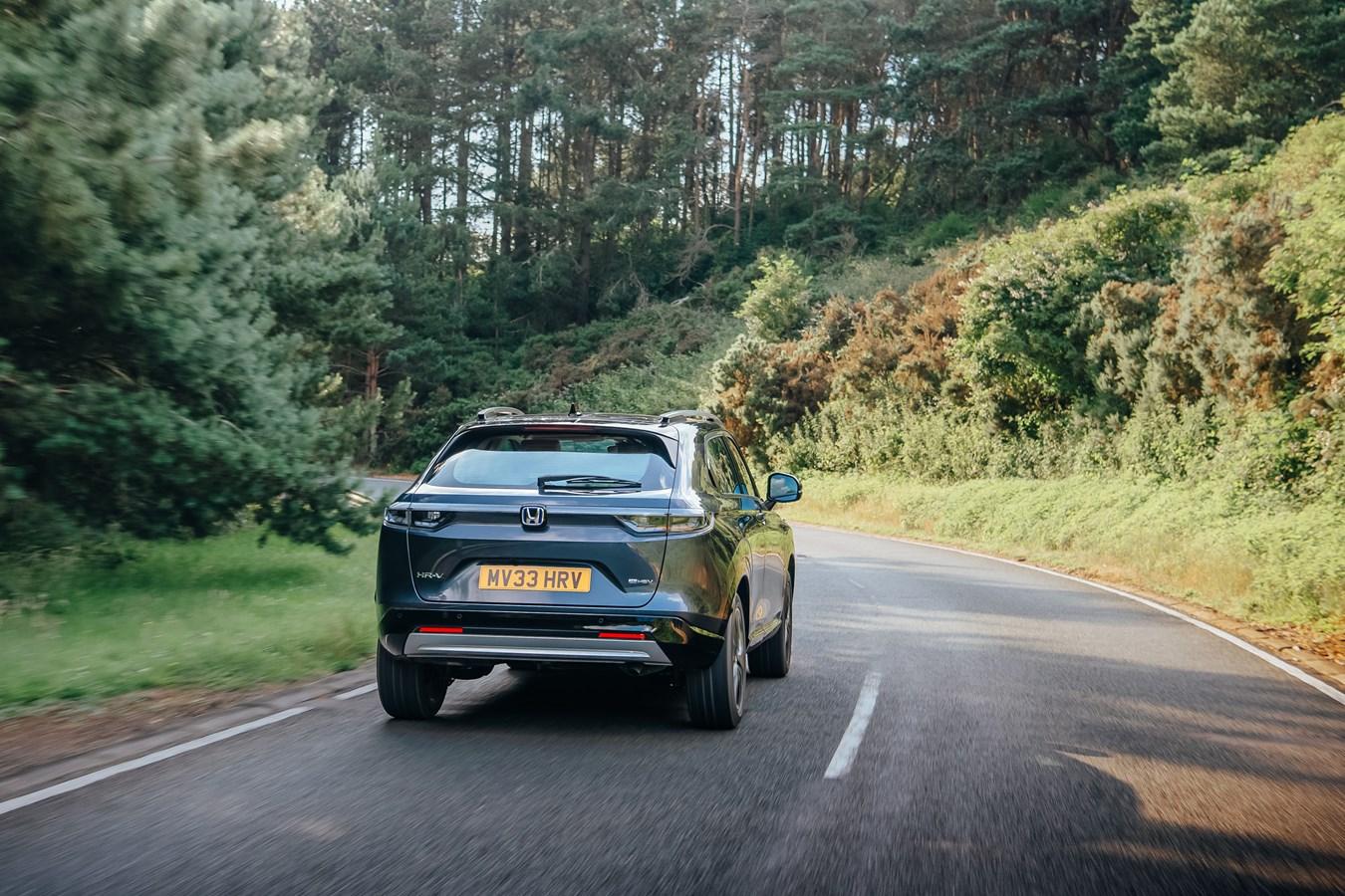 A tecnologia e:HEV do Novo Honda HR-V oferece uma combinação perfeita de eficiência e desempenho 14