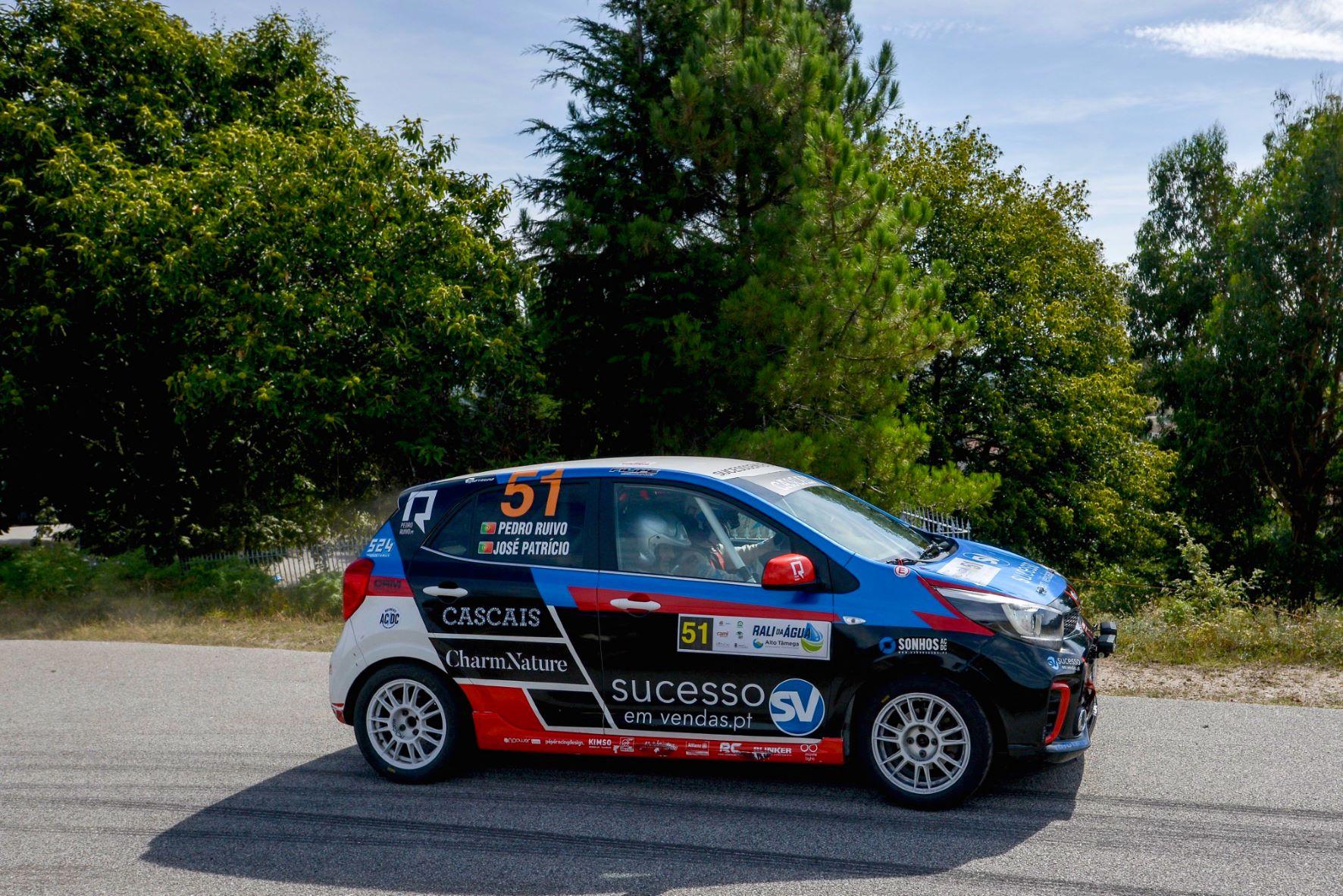 Rali do Vidreiro acolhe regresso do Rio e última jornada do Kia Rally Cup 21