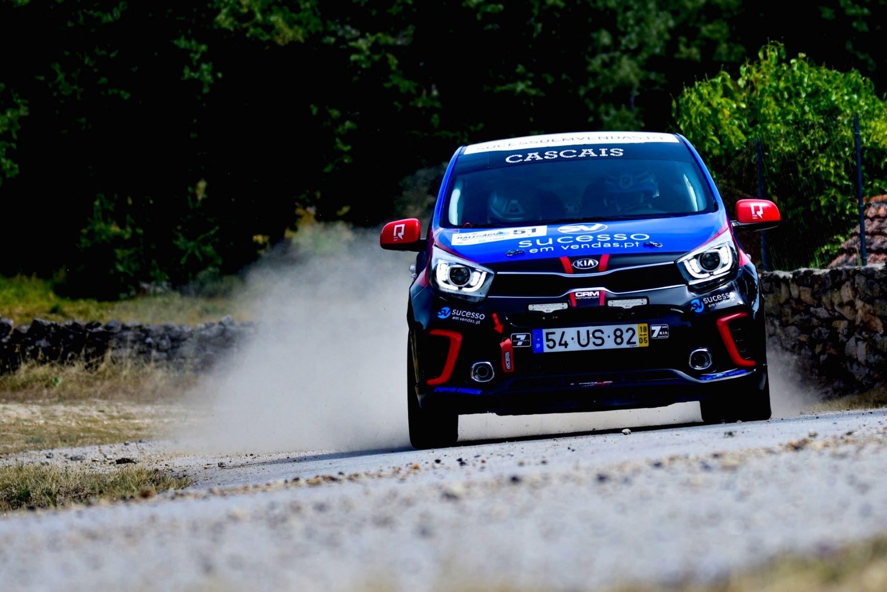 Rali do Vidreiro acolhe regresso do Rio e última jornada do Kia Rally Cup 20