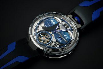 Bovet 1822 e Pininfarina desenvolvem relógio de 260.000€ para uma ocasião muito especial! 18