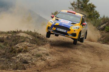 Equipa Ford Em Plano De Destaque No Rally Serras De Fafe E Felgueiras Com Fiesta Rally3 18