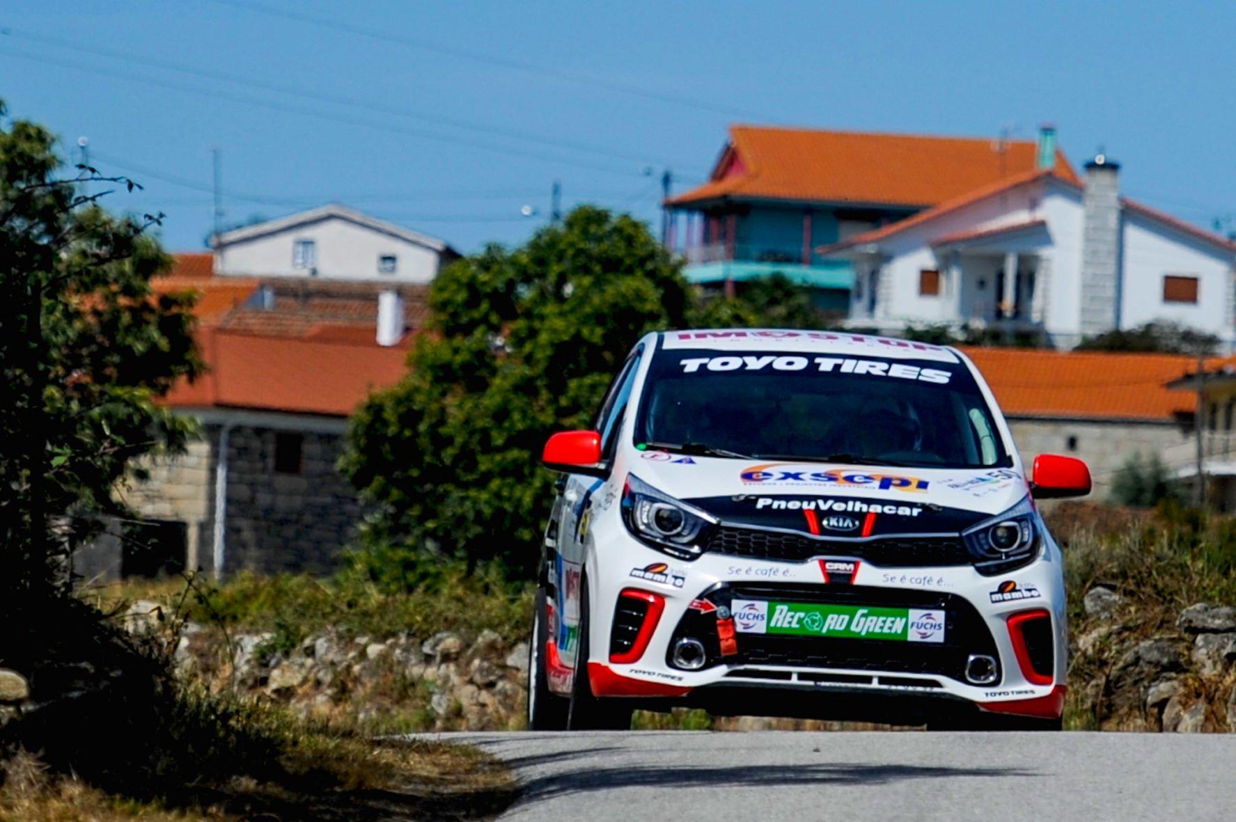 Rali do Vidreiro acolhe regresso do Rio e última jornada do Kia Rally Cup 22