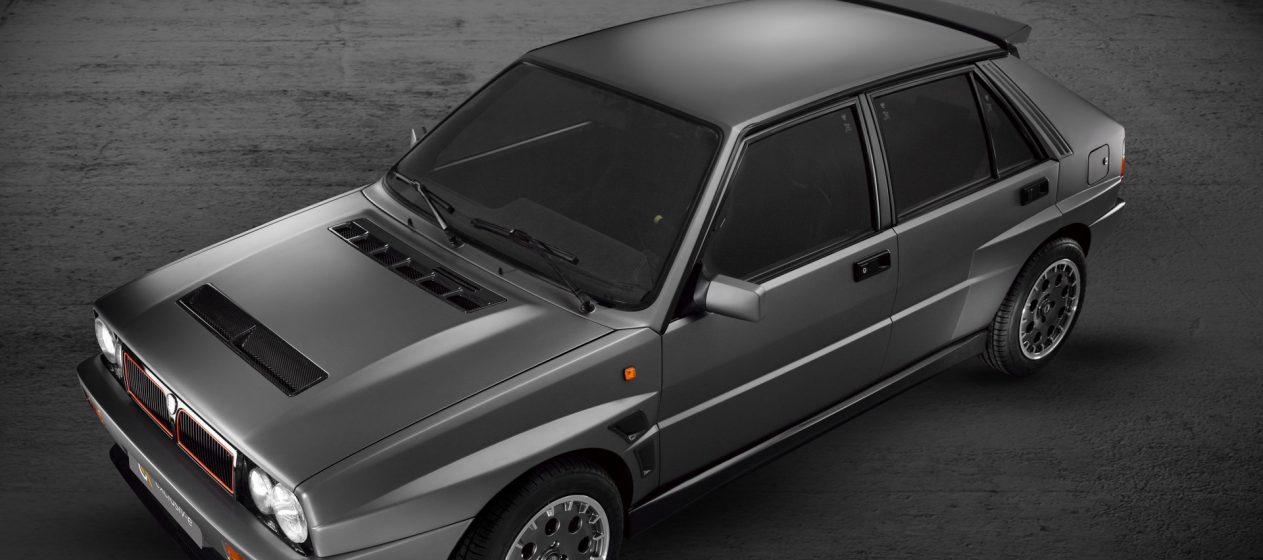 Um Lancia Delta Integrale elétrico... Porque não?(video) 19