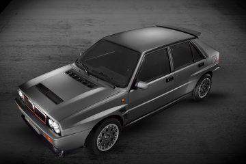 Um Lancia Delta Integrale elétrico... Porque não?(video) 64