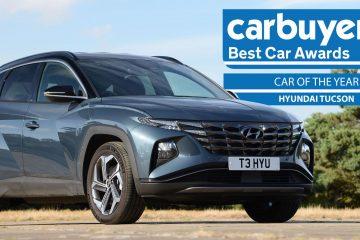 "Hyundai TUCSON eleito ""Car of the Year"" nos Carbuyer Best Car Awards 2022 17"
