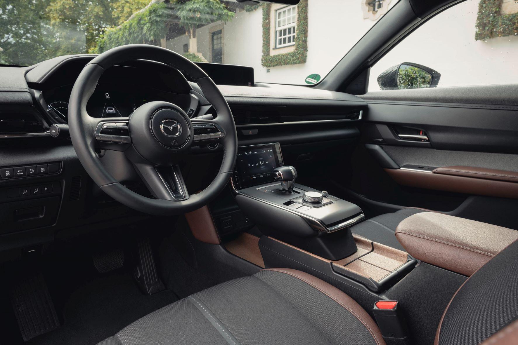 Mazda MX-30 com nova versão Advantage e valores de aquisição imbatíveis 15