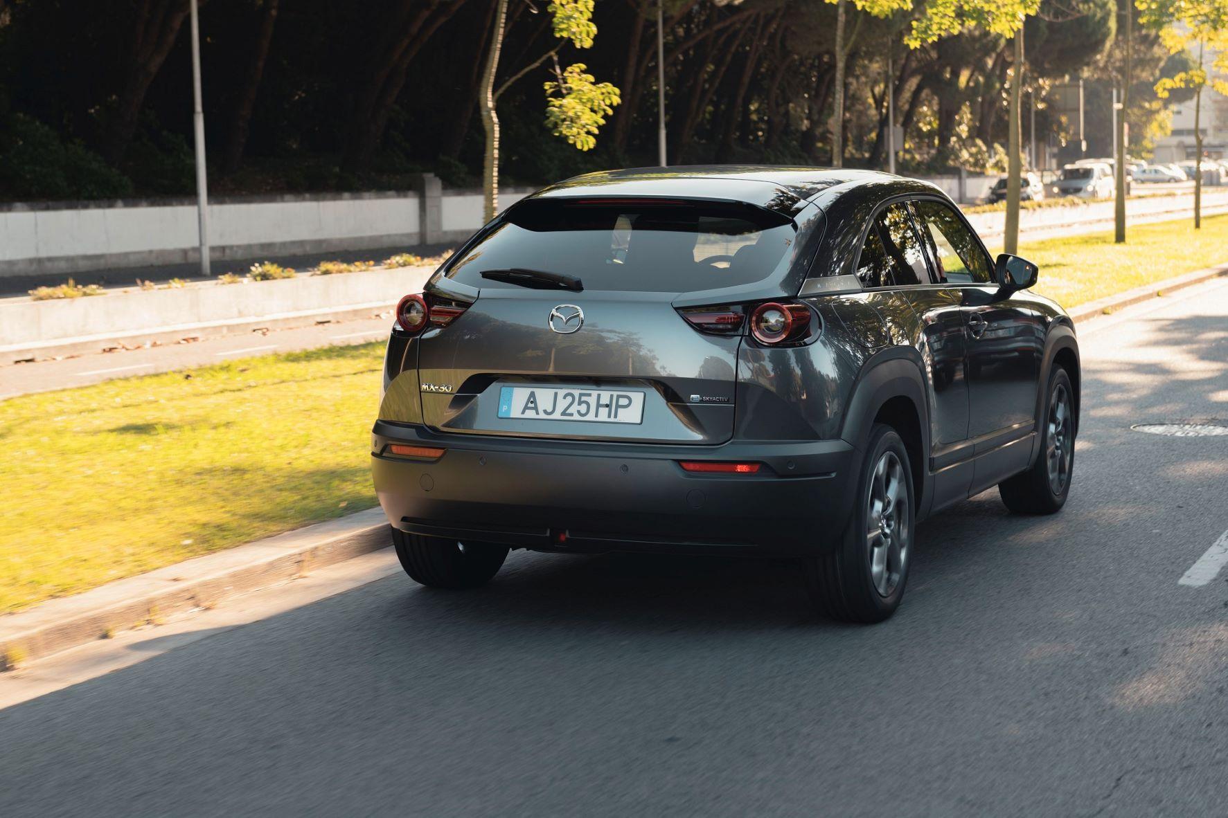 Mazda MX-30 com nova versão Advantage e valores de aquisição imbatíveis 14