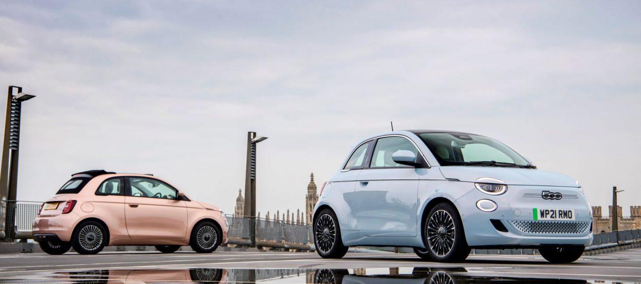 """Novo 500 vence categoria de """"Small Car of the Year"""" nos News UK Motor Awards 25"""