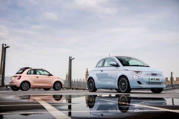 """Novo 500 vence categoria de """"Small Car of the Year"""" nos News UK Motor Awards 14"""