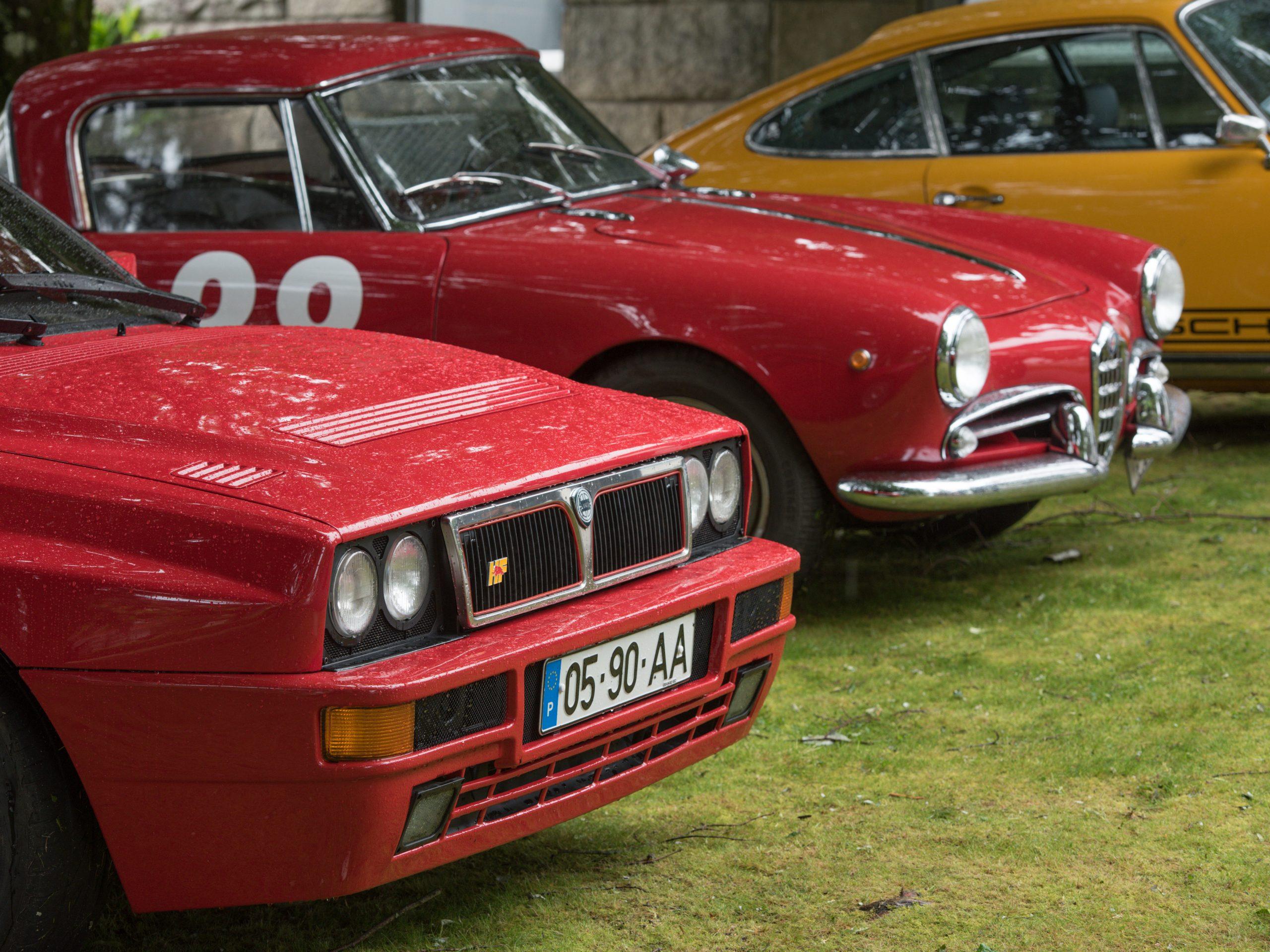 """Andar num automóvel do Museu do Caramulo? """"O Museu na Rua"""" regressa a 23 de Outubro 15"""
