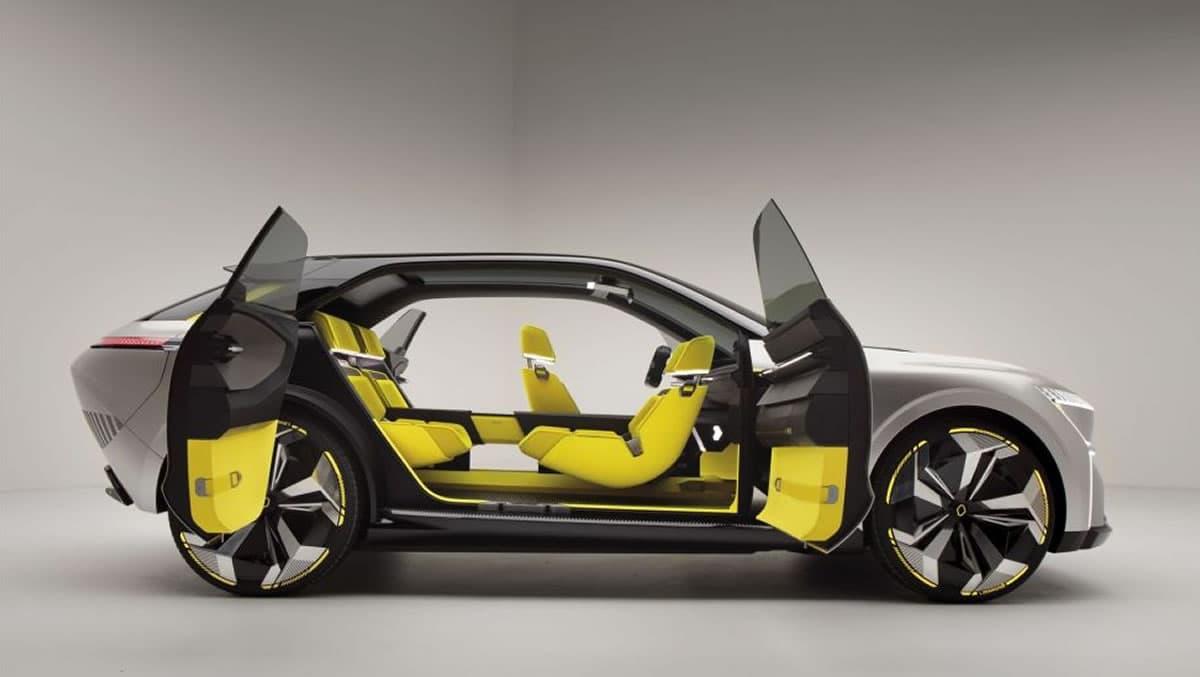 O Renault Morphoz recebeu o prémio Creativ'Award do Festival Internacional do Automóvel 13