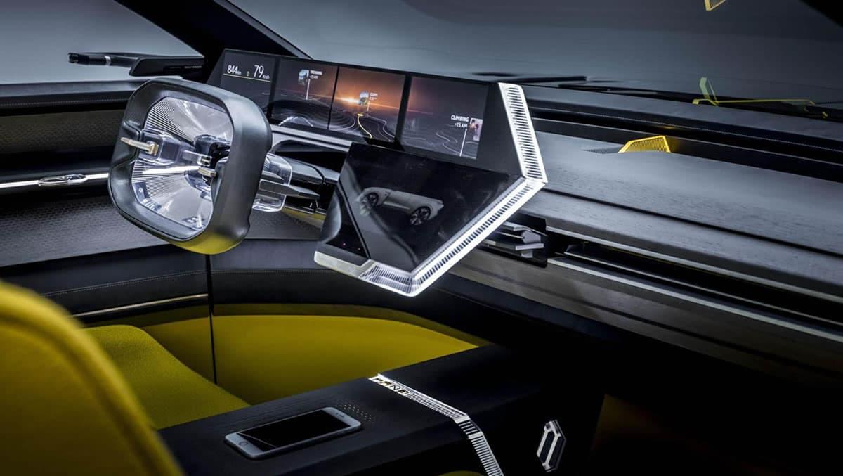 O Renault Morphoz recebeu o prémio Creativ'Award do Festival Internacional do Automóvel 14
