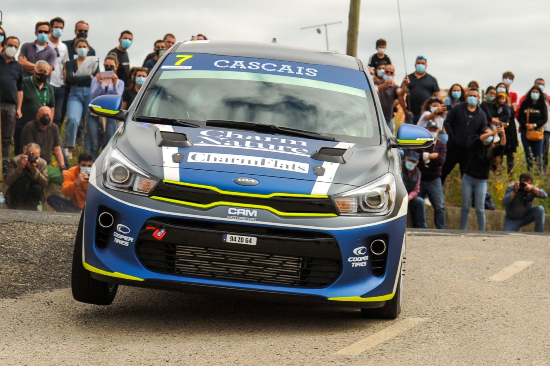 Rali do Vidreiro acolhe regresso do Rio e última jornada do Kia Rally Cup 23