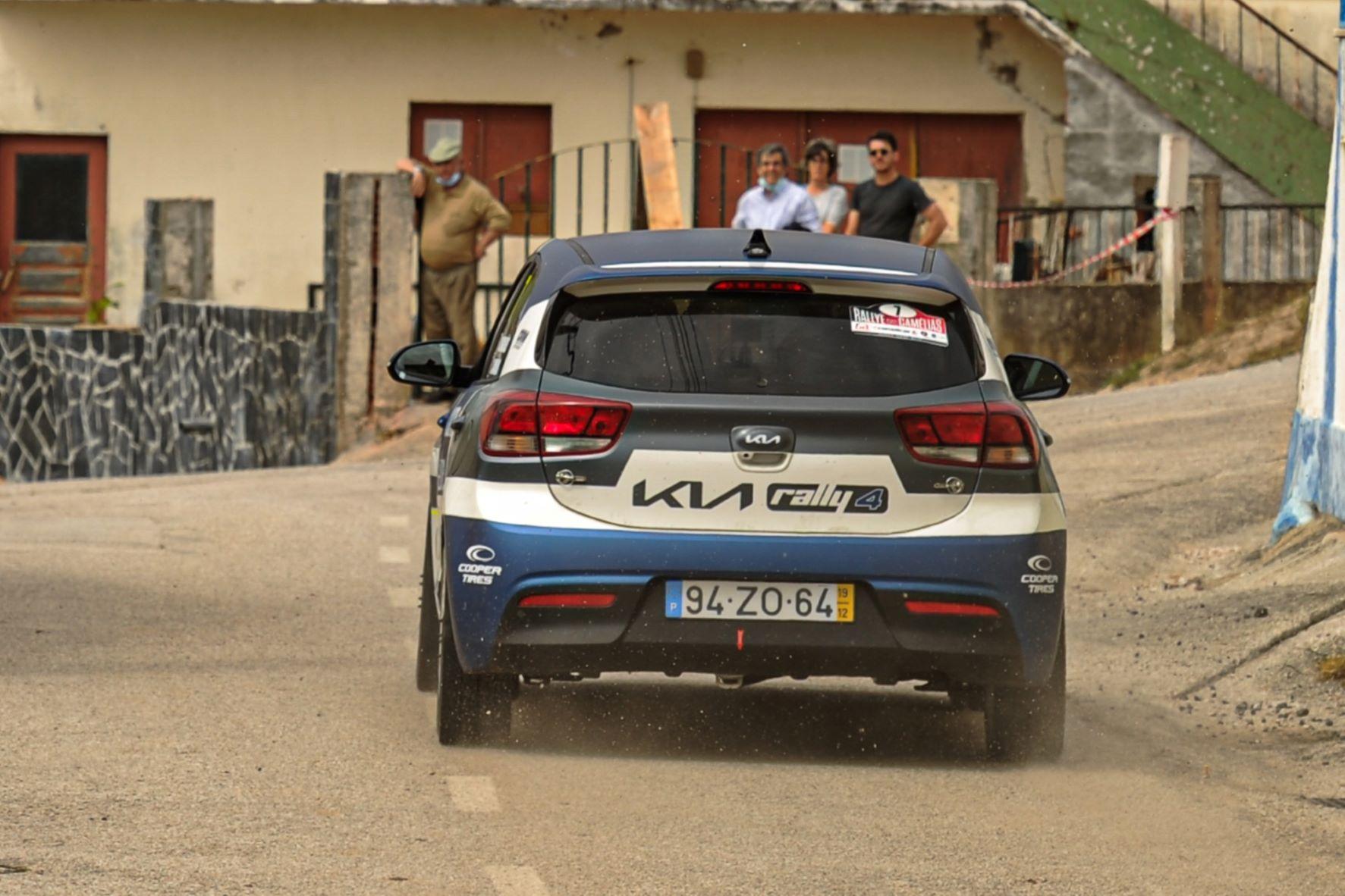 Rali do Vidreiro acolhe regresso do Rio e última jornada do Kia Rally Cup 24