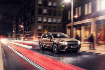 Bentayga Hybrid representa o futuro eletrizante da Bentley (vídeo) 16