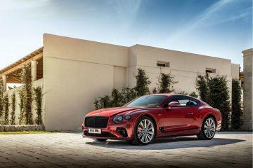 Os Bentley mais dinâmicos da história: os novos Continental GT Speed e GT Speed Convertible 17