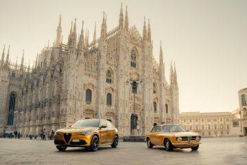Alfa Romeo Giulia e Stelvio GT Junior: a interpretação Italiana da alegria de viver 18